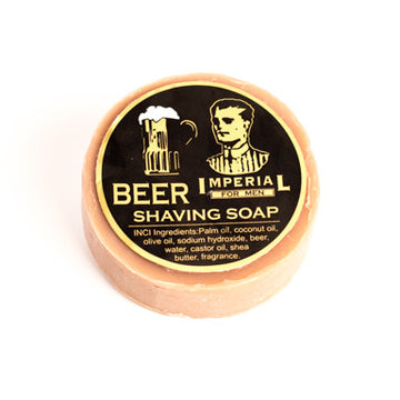 IFM Shaving Soap Beer Base