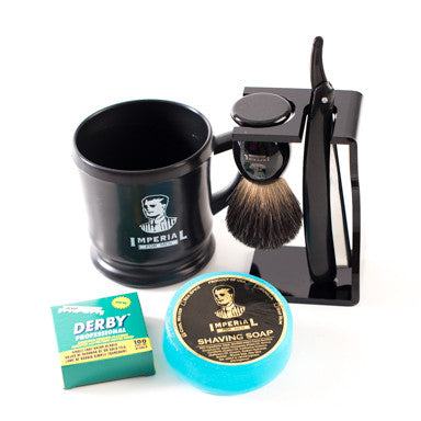 IFM Straight Razor Starter Set