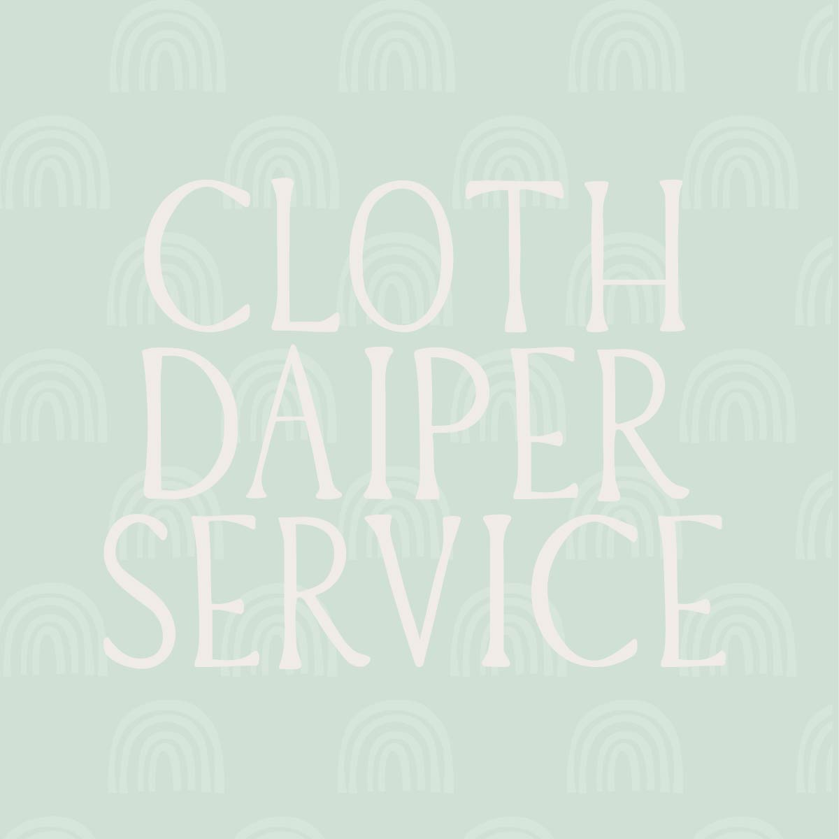 Diaper Service Options