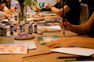Curso de Acuarela: color y composición - 23 Nov