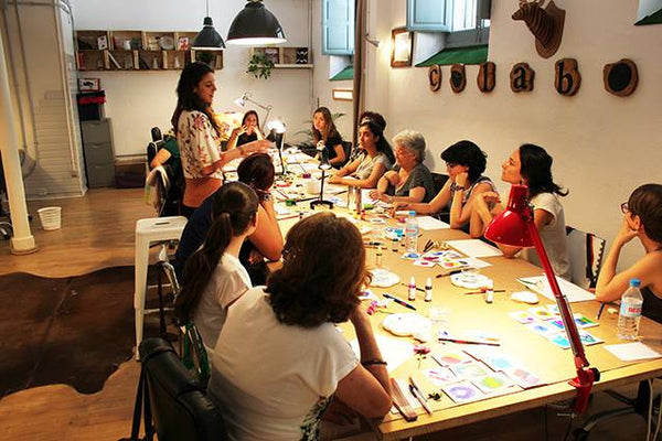 Curso de Acuarela Creativa: color y composición (18 Feb)