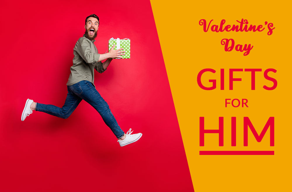 3 Thoughtful Valentine's Day Gift Ideas For Him