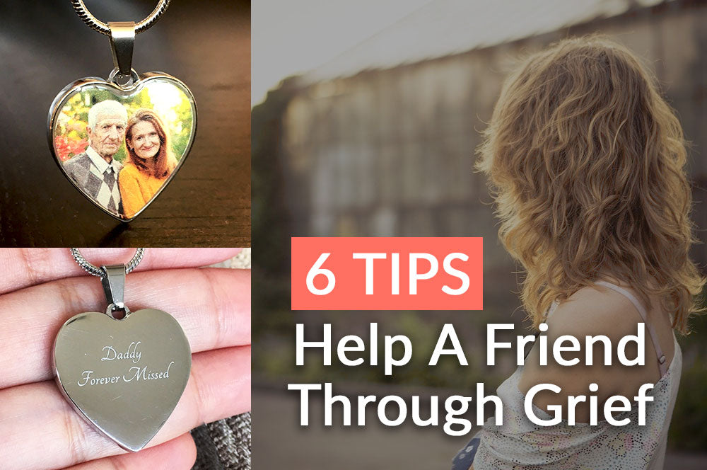 (6 Tips) How to Help A Friend Who is Grieving A Loss of Father