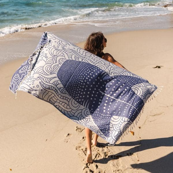 Image of sandcloud beach towel