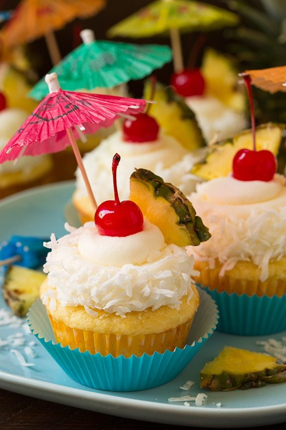Tropical Party Food And Drinks Ideas