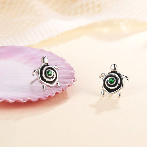 Image of Sea Turtle Earrings