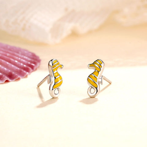 Image of Seahorse Earrings