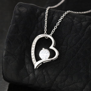 TO MY WIFE <br/> 'You Complete Me' Necklace