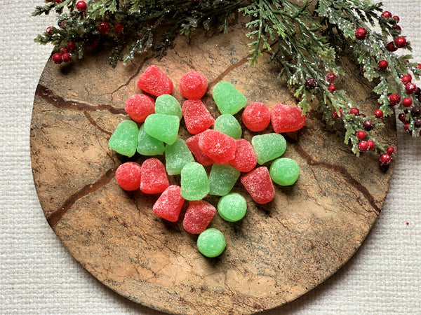 Christmas Spice Gumdrops