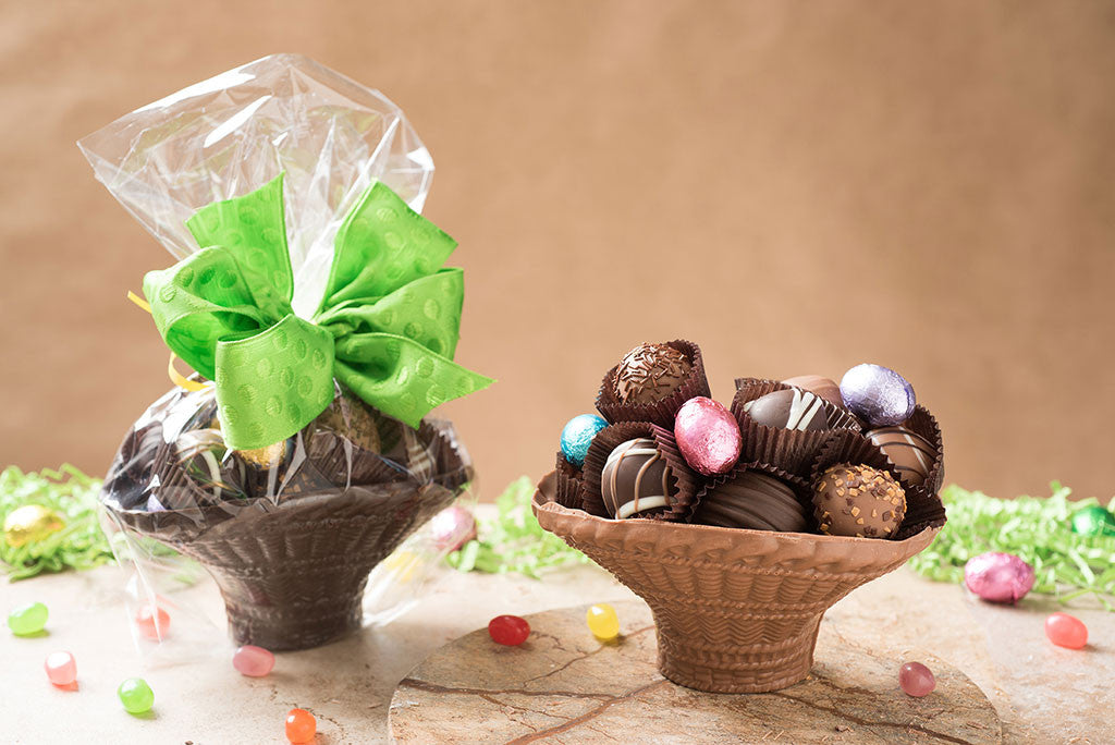 Assorted Truffle Basket