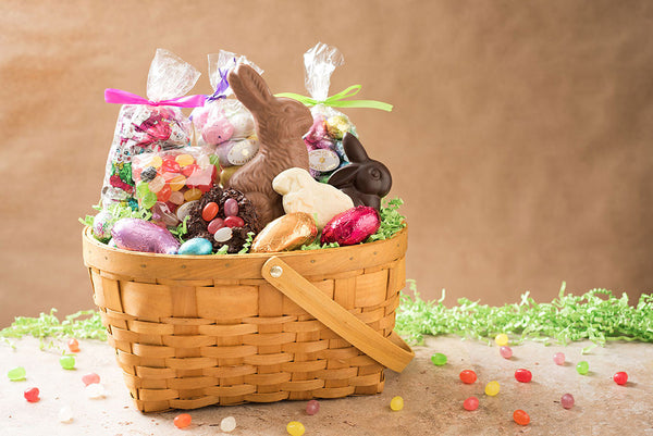 Easter Blessing Basket