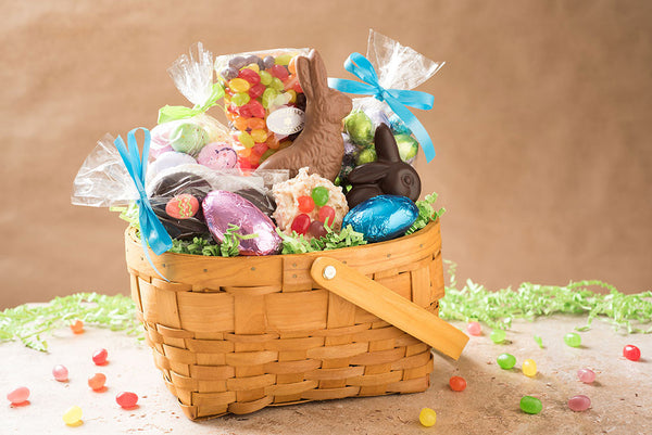 Easter Celebration Basket