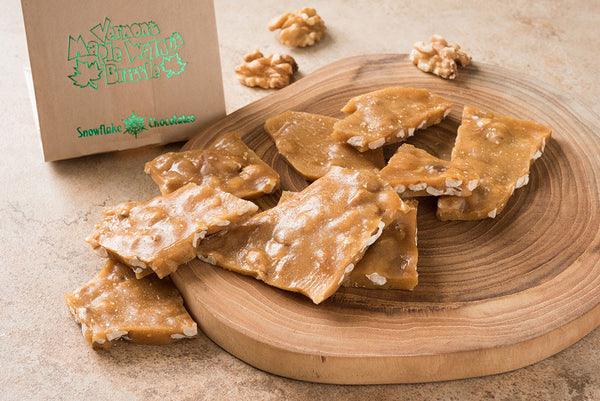 Vermont Maple Walnut Brittle