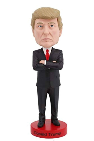 President Donald Trump Arms Crossed Bobblehead - Trumpshop.net