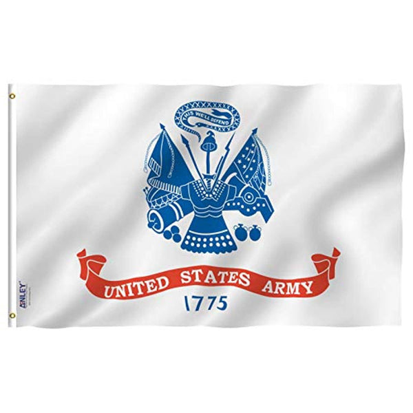 United States Army Flag - Military Polyester Flag