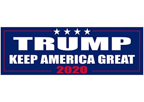 Keep America Great Bumper Sticker Car Decal Elect - Trumpshop.net