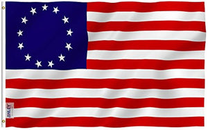 Betsy Ross Flag United States Polyester Flag