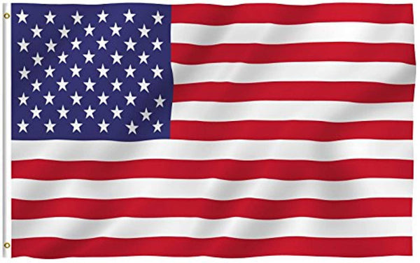United States of America USA Flag - Polyester Flag