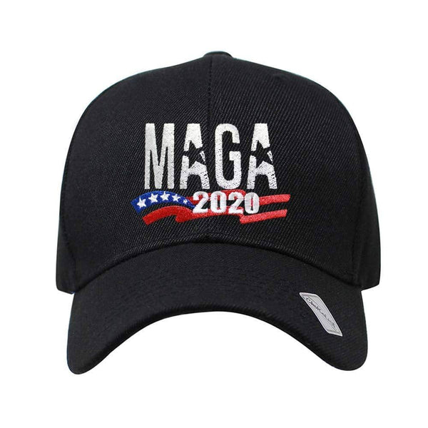 President Trump 2020 Keep America Great Campaign Embroidered USA Hat