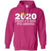 2020 Perfect Vision Trump Pullover Hoodie 8 oz.