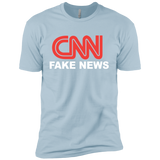 CNN Fake News Premium Short Sleeve T-Shirt - Trumpshop.net