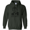 Trump Deal With It Pullover Hoodie 8 oz.