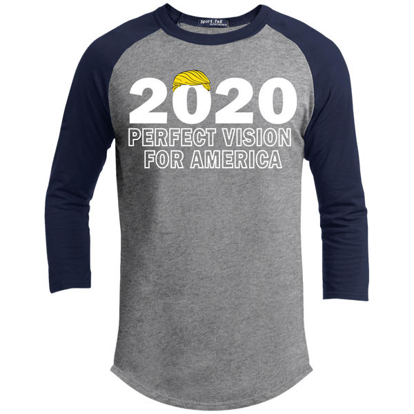 2020 Perfect Vision Trump Sporty T-Shirt - Trumpshop.net