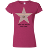Try and break this hollywood star Donald Trump Softstyle Ladies' T-Shirt