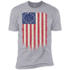 Betsy Ross Flag 13 Colonies Premium Short Sleeve T-Shirt