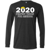 2020 Perfect Vision Trump Men's Jersey LS T-Shirt