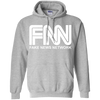 Fake News Network Pullover Hoodie 8 oz.
