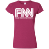 Fake News Network Softstyle Ladies' T-Shirt