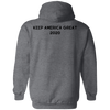 Stop Impeachment Pullover Hoodie 8 oz.