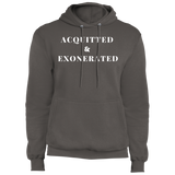 TRUMP Acquitted Exonerated Core Fleece Pullover Hoodie - Trumpshop.net