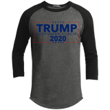 Keep America Great 2020 Slogan Sporty T-Shirt - Trumpshop.net