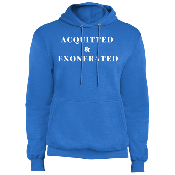 TRUMP Acquitted Exonerated Core Fleece Pullover Hoodie