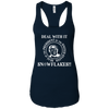 Trump 2020 Ladies Ideal Racerback Tank