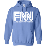 Fake News Network Pullover Hoodie 8 oz. - Trumpshop.net