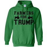 Farmers for Trump Pullover Hoodie 8 oz. - Trumpshop.net