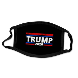 Made in USA Trump 2020 Cloth Face Cover