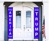 President Trump Flag Banner 2020 Keep America Great Hanging Garland Flag Porch