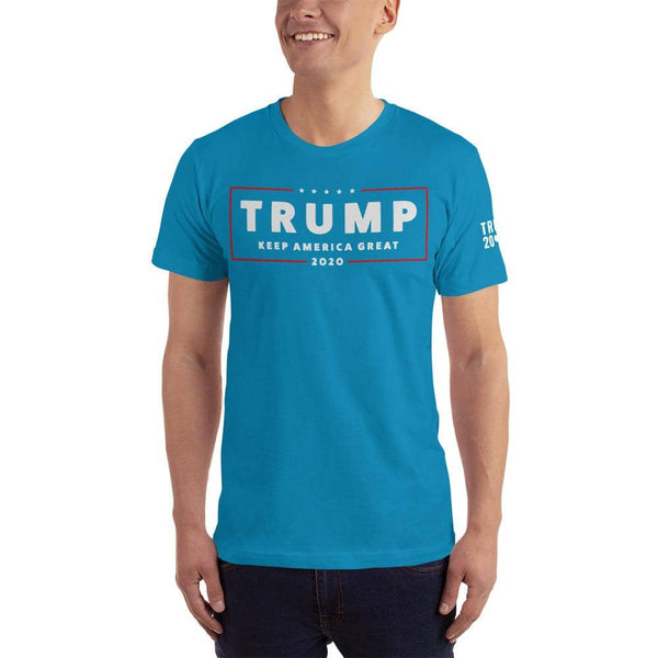 Customizable Trump 2020 Keep America Great Unisex T-Shirt - Trumpshop.net