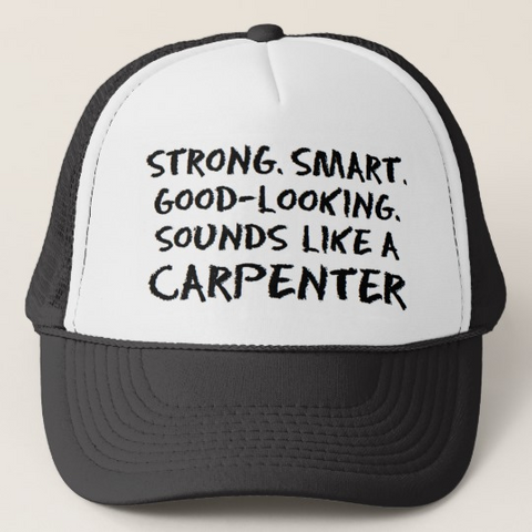 Carpenter hat