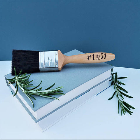 Personalised Paintbrush gift