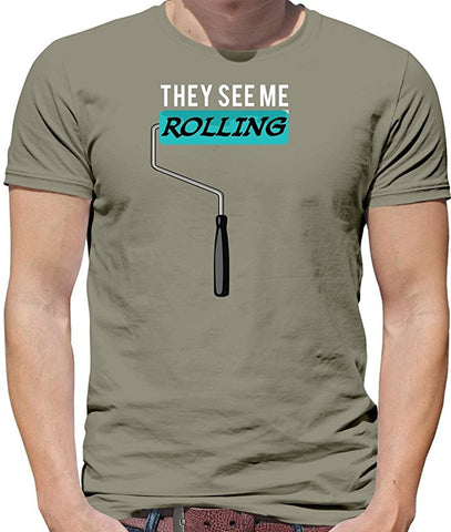 They see me rollin... Painters Shirt