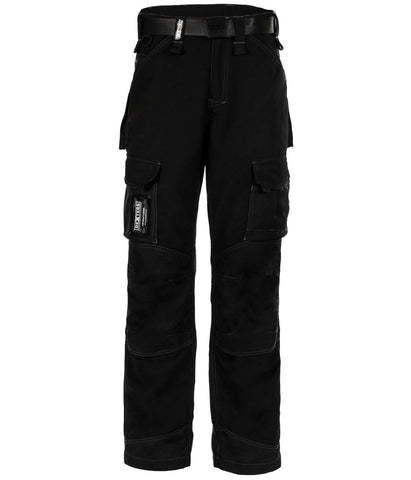 Men's Tradesman Trouser - Black/Grey
