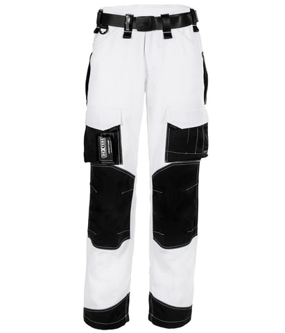 Female Tradesman Trouser - White