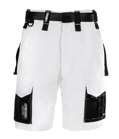 DEX21 - Female Workwear Shorts - White