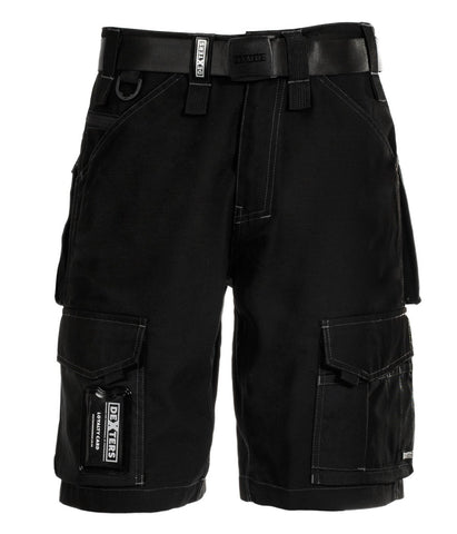 Men's Tradesman Shorts - Black/Grey