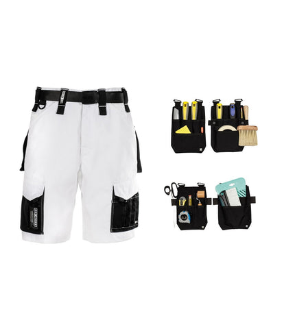 Female Decorators Workwear Shorts Bundle